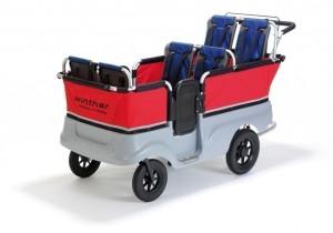 Mehrlingskinderwagen & Mehrlingsbuggy