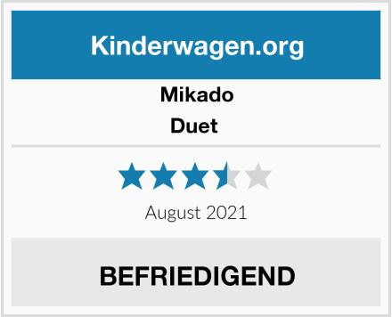 Mikado Duet  Test