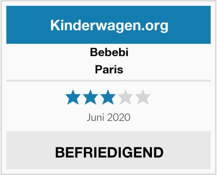 Bebebi Paris Test