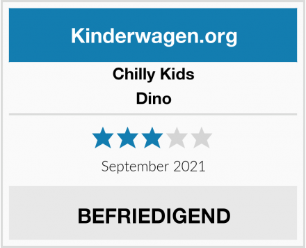 Chilly Kids Dino Test