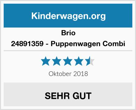 Brio 24891359 - Puppenwagen Combi Test