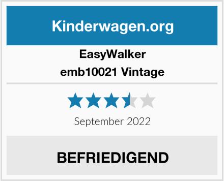 EasyWalker emb10021 Vintage Test