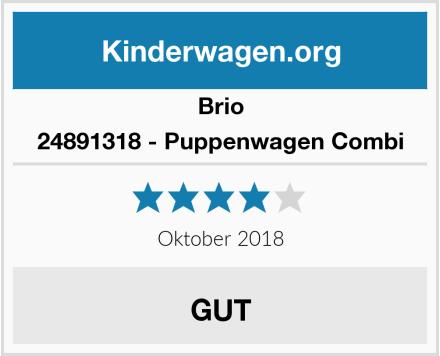 Brio 24891318 - Puppenwagen Combi Test