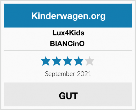 Lux4Kids BIANCinO  Test