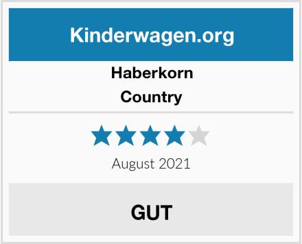 Haberkorn Country Test