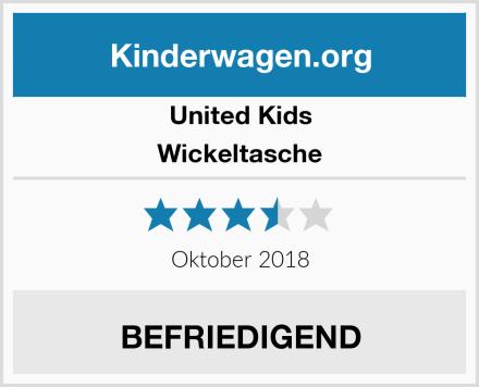 UNITED-KIDS Wickeltasche Test