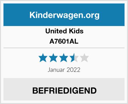 UNITED-KIDS A7601AL Test