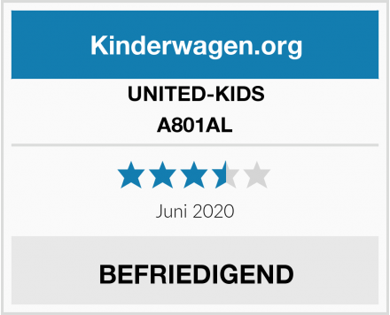 UNITED-KIDS A801AL Test