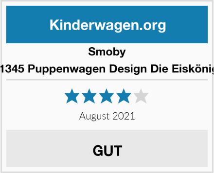 Smoby 511345 Puppenwagen Design Die Eiskönigin Test