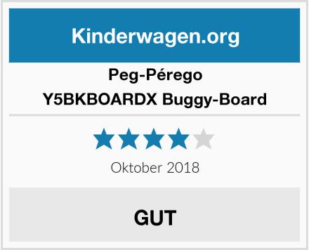 Peg-Pérego Y5BKBOARDX Buggy-Board Test