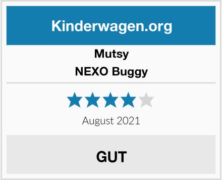 Mutsy NEXO Buggy Test