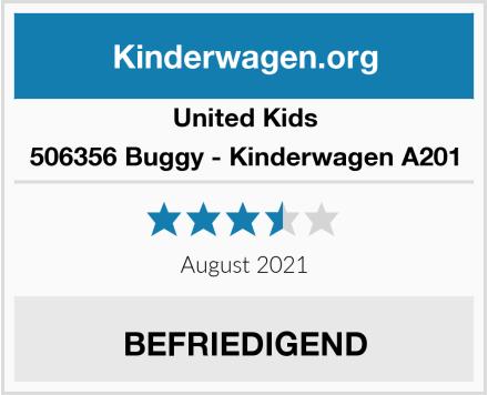 UNITED-KIDS 506356 Buggy - Kinderwagen A201 Test