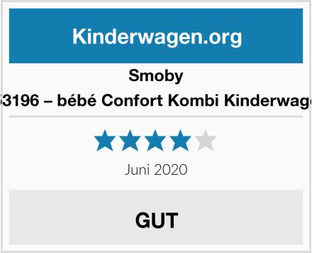 Smoby 253196 – bébé Confort Kombi Kinderwagen Test