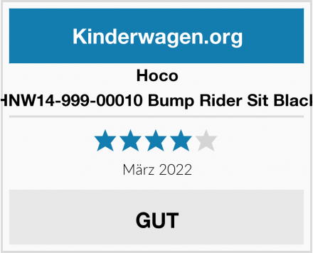 Hoco HNW14-999-00010 Bump Rider Sit Black Test