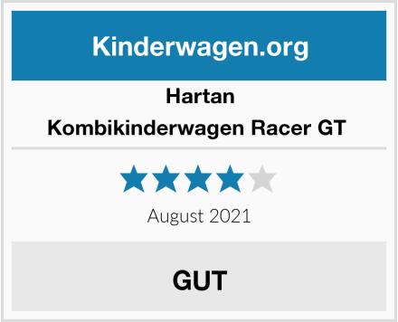 Hartan Kombikinderwagen Racer GT  Test