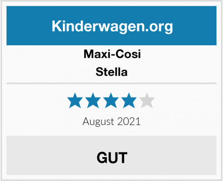 Maxi-Cosi Stella Test