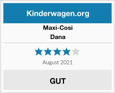 Maxi-Cosi Dana Test