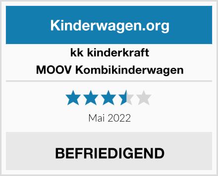kk kinderkraft MOOV Kombikinderwagen Test