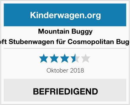 Mountain Buggy Soft Stubenwagen für Cosmopolitan Buggy Test
