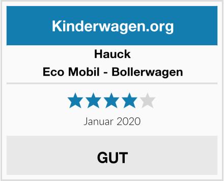 Hauck Eco Mobil - Bollerwagen Test