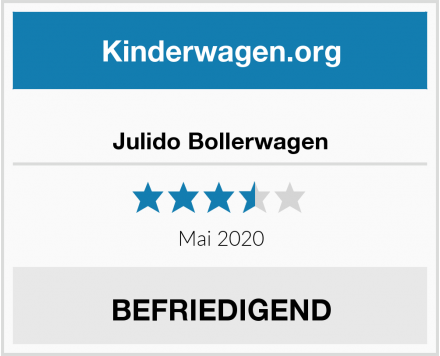 no name Julido Bollerwagen Test