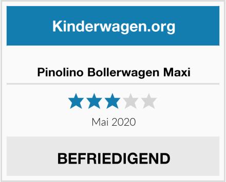 Pinolino Bollerwagen Maxi Test