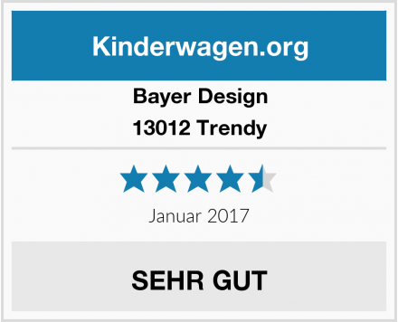 Bayer Design 13012 Trendy Test