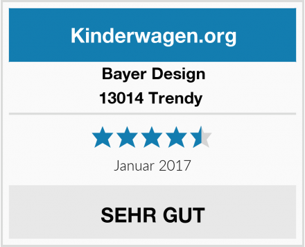 Bayer Design 13014 Trendy  Test