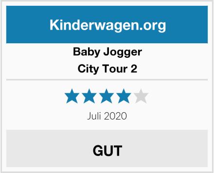 Baby Jogger City Tour 2 Test
