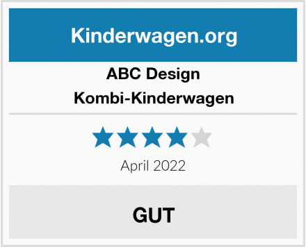 ABC Design Kombi-Kinderwagen Test