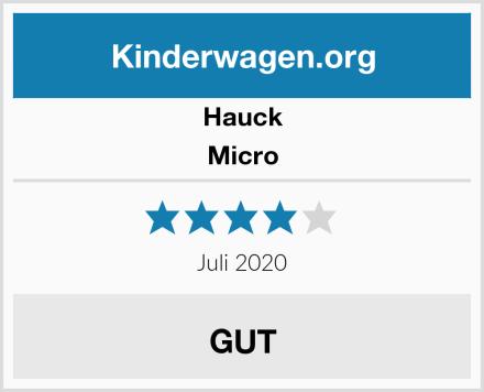 Hauck Micro Test