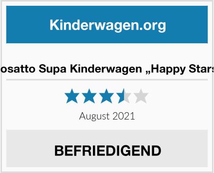 "Cosatto Supa Kinderwagen ""Happy Stars"" Test"