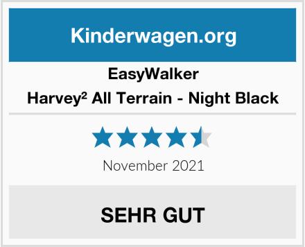 EasyWalker Harvey² All Terrain - Night Black Test