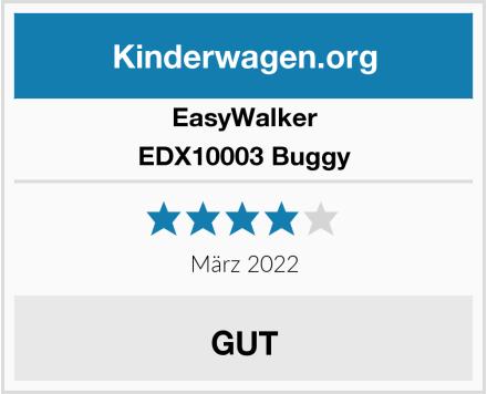 EasyWalker EDX10003 Buggy Test