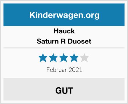 Hauck Saturn R Duoset Test
