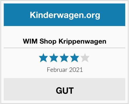 WIM Shop Krippenwagen Test