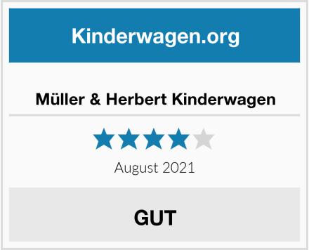 Müller & Herbert Kinderwagen Test
