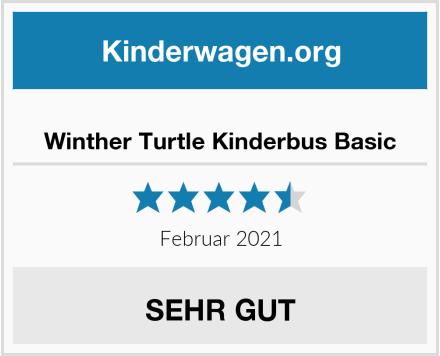 Winther Turtle Kinderbus Basic Test