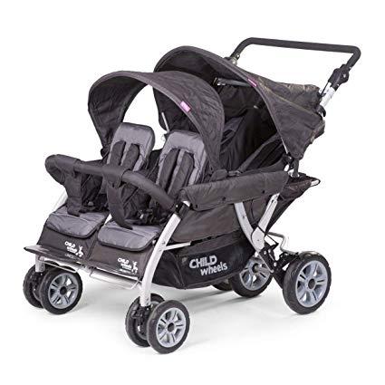 Childwheels Krippenwagen Quadro