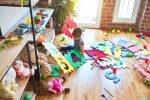 Corona nutzen und das Kinderzimmer aufräumen