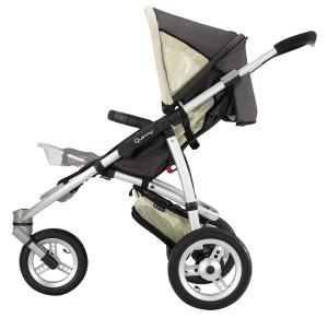 Dreirad-Kinderwagen & Dreirad-Buggy