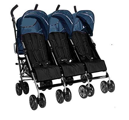 Kidz Kargo Triple Buggy Kinderwagen