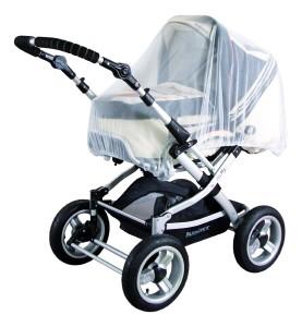 Kinderwagen-Insektenschutz und -Moskitonetz