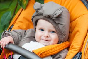 Reinigung und Pflege von Kinderwagen