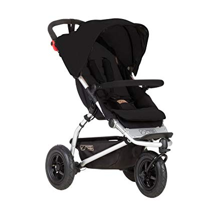 Mountain Buggy Kinderwagen mit 3 Rädern