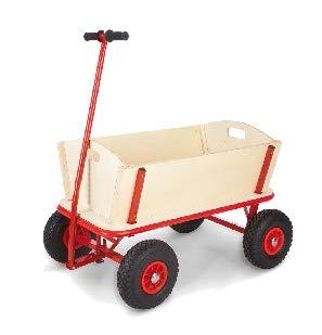no name RAMROXX 34185 Holz Karre Handwagen