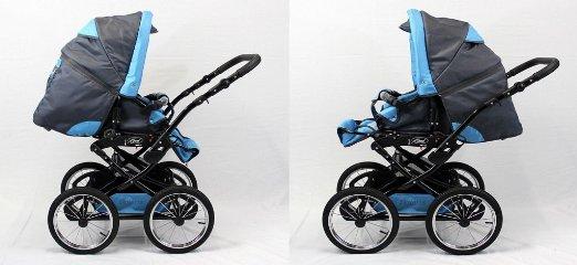 polaris retro 3 in 1 polaris retro kinderwagen test 2019. Black Bedroom Furniture Sets. Home Design Ideas