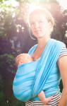 Rückenschmerzen durch Babytrage oder Babytuch?