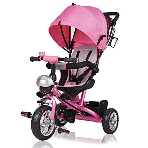 Deuba Deuba Dreirad Kinderwagen
