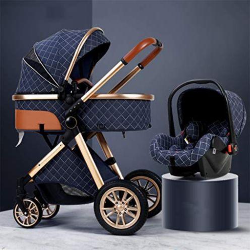 TXTC 3 Luxus Kinderwagen